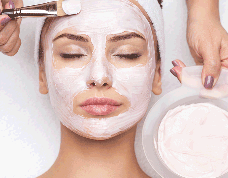 get a Relaxing facials AT Buckhead Plastic Surgery in the Atlanta area