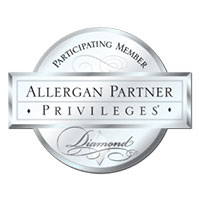 Diamond status from Allergan, the maker of BOTOX, UVÉDERM, and KYBELLA