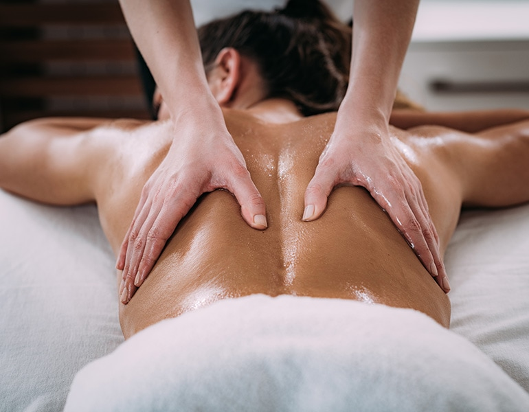 get a Relaxing MASSAGE AT Buckhead Plastic Surgery in the Atlanta area