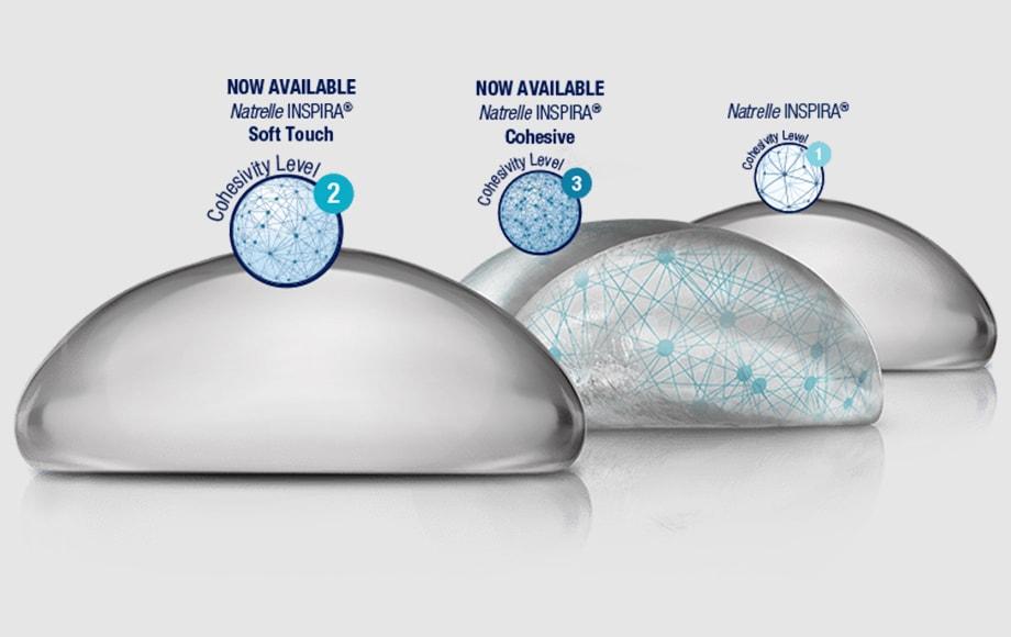 Natrelle Implants Gummy Gel