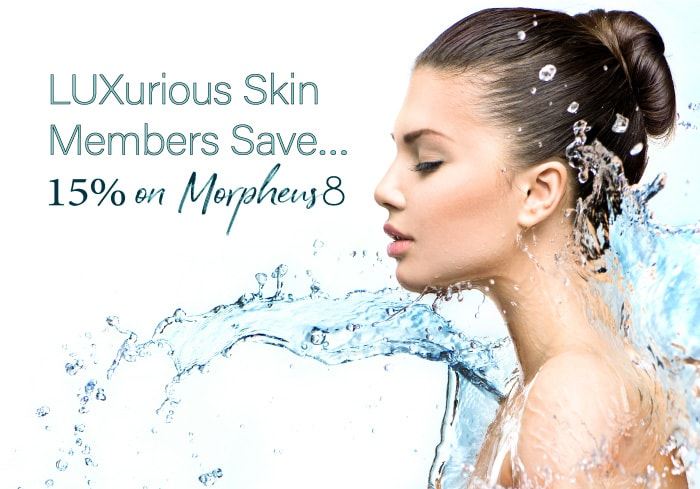 Remodel Your Face & Body With Morpheus8 at LUX Med Spa
