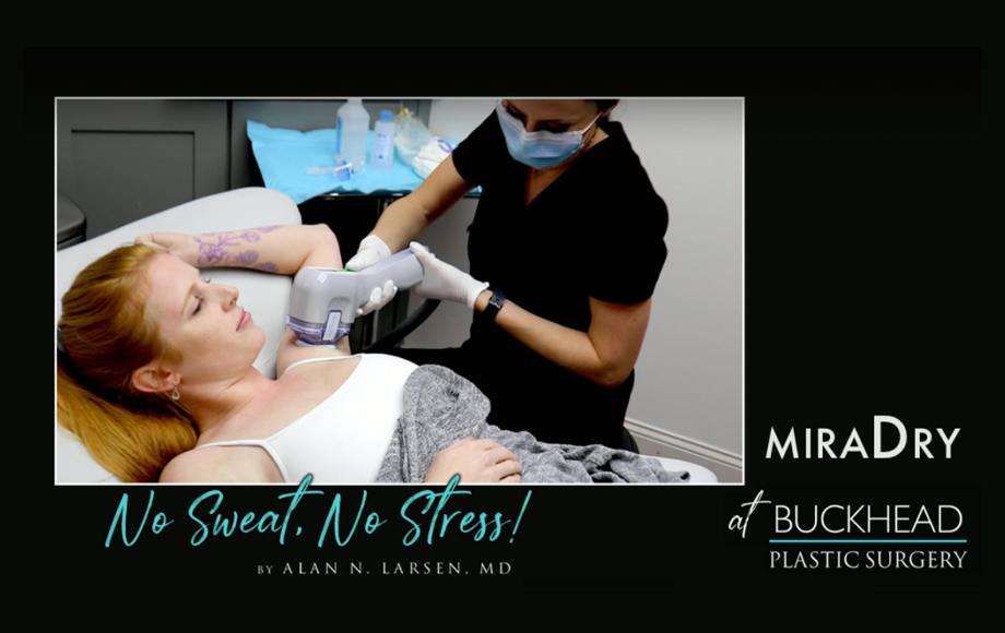 miraDry Treatment Video